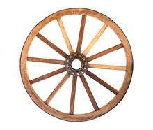 Wooden Cartwheel