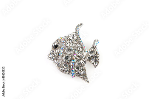 Photographie brooch fish