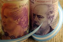 Billete De 100 Pesos Con El Rostro De Eva Perón
