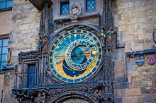 Astronomical Clock On Old Town...