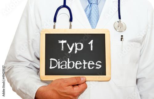 Fotografie, Obraz  Typ 1 Diabetes