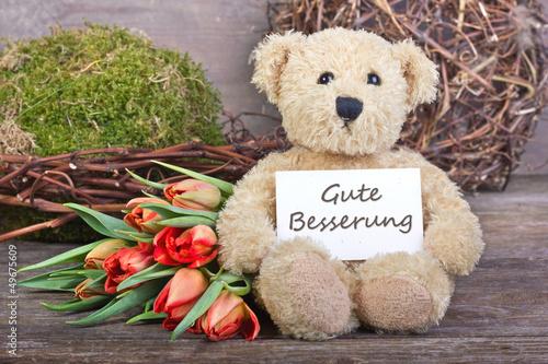 Fényképezés  Gute Besserung