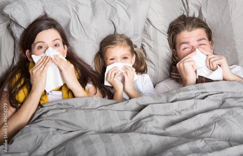 Carta da parati  Grippewelle