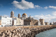 Waterfront and Cathedral of Cadiz