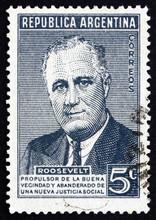 Postage Stamp Argentina 1946 F...
