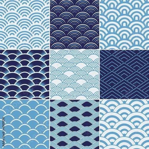 wzor-tekstury-fala-oceanu-bez-szwu