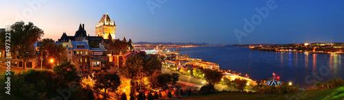 Poster Canada Quebec City