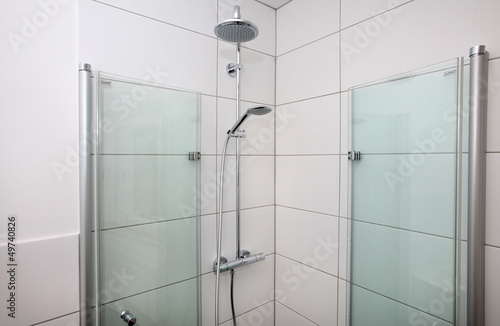 Dusche Modern Buy This Stock Photo And Explore Similar Images At