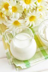 Obraz na płótnie Canvas Milk