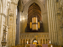 Cathedral Of St Wilfred Ripon Yorkshire England