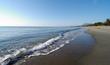 canvas print picture Corse, plage de Casinca