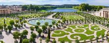 L'Orangerie Garden In Versaill...