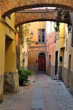 Scorcio Ad Albenga, Savona