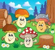Mushroom theme image 3