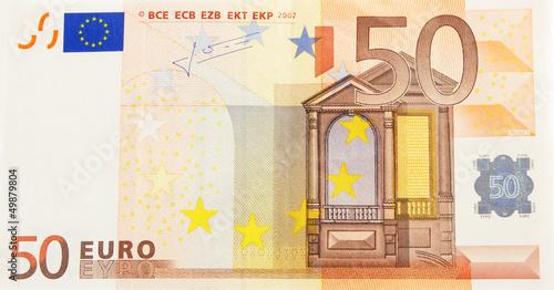 Photographie  cinquanta euro