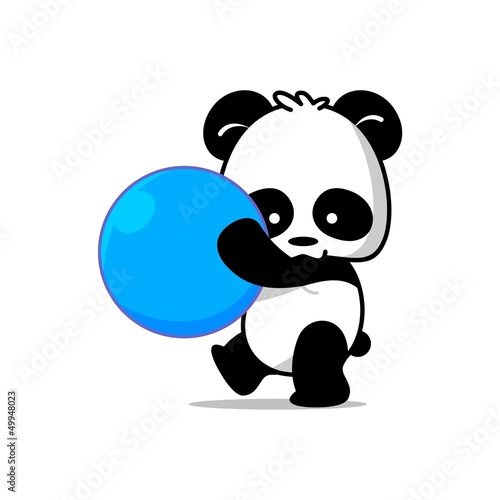 Photo  Panda Style 2
