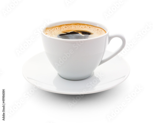 Obraz cup of coffee - fototapety do salonu