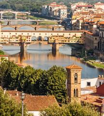 Fototapeta na wymiar Florence - Ponte Vecchio