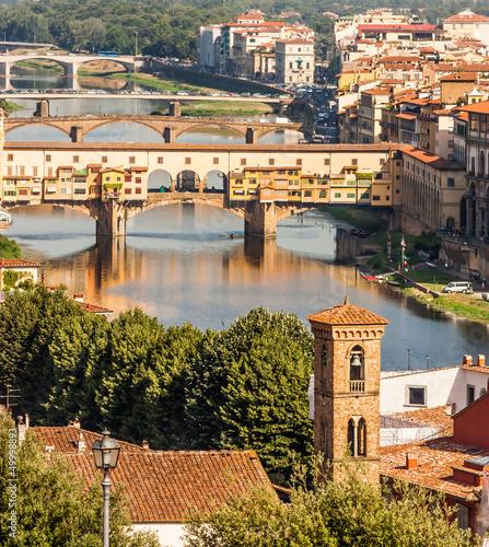 Photo  Florence - Ponte Vecchio
