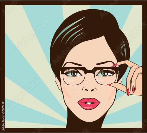 eyewear-szkiel-kobiety-zblizenia-portret-kobieta-w-okularach-ho