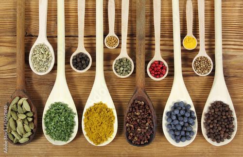 Fototapety, obrazy: Spices