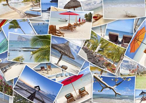 Foto  photos souvenirs de vacances à l'île Maurice