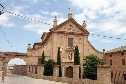 San Jose monastery,Calahorra, La Rioja, Spain