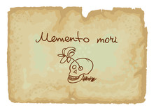 A Memento Mori Is An Artistic Or Symbolic Reminder Of The Inevit