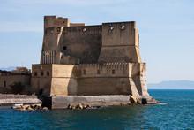 Castel Dell'Ovo.  Castel Dell ...
