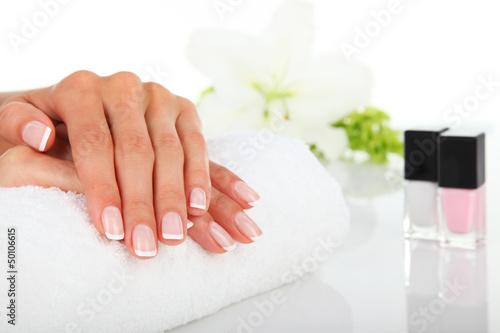 Aluminium Prints Manicure Manicure