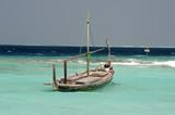 Maldivian boat - 50121264