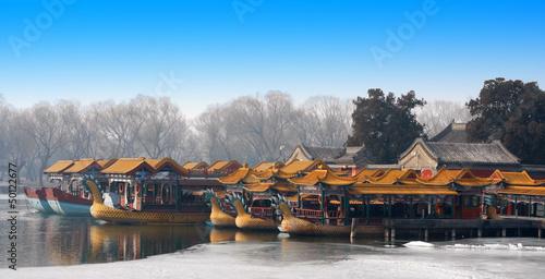 Foto op Aluminium Beijing the summer palace