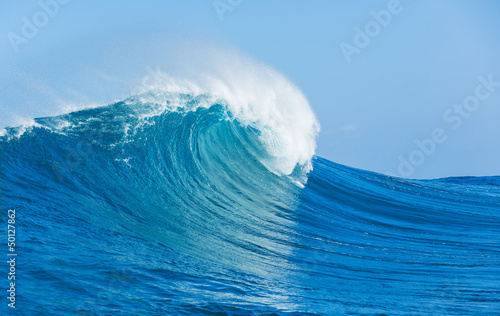Poster Zee / Oceaan Wave