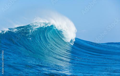 Poster Mer / Ocean Wave