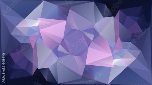 vector rumpled abstract violet background
