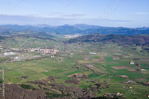 Valle de Orduña, País Vasco (España)
