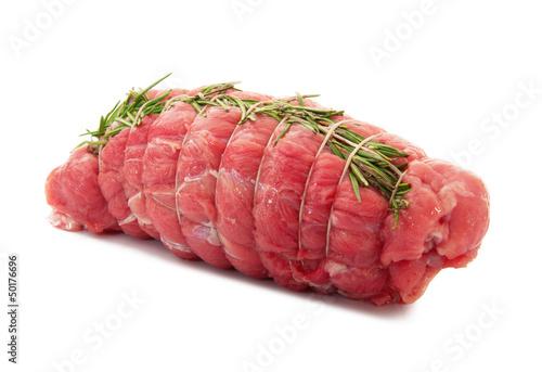 Valokuvatapetti carne bovina per arrosto