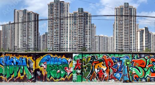 zbiorowe-mieszkania-i-graffiti-w-szanghaju