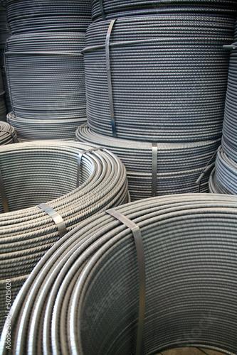 Photo rollos bobinas de alambre 5314f