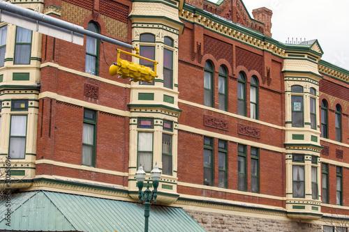 Foto op Plexiglas Texas El Paso Texas