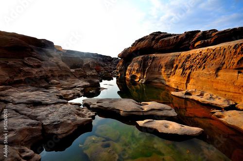 Fotografie, Obraz  Grand Canyon, Thailand