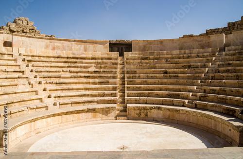 Canvastavla Small amphitheatre in Amman