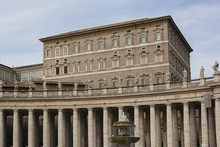 The Papal Apartments In The Va...