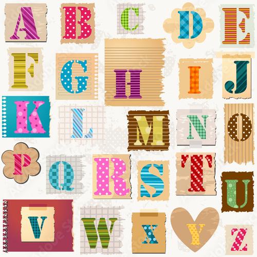 alfabet-z-tekstura