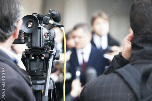 Fotografía  press conference