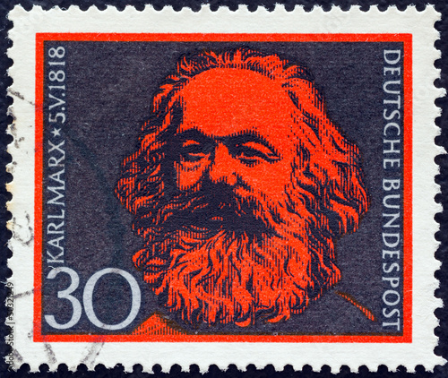 Fotografia  Karl Marx (Germany 1968)