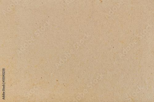Fotografia, Obraz  brown cardboard texture