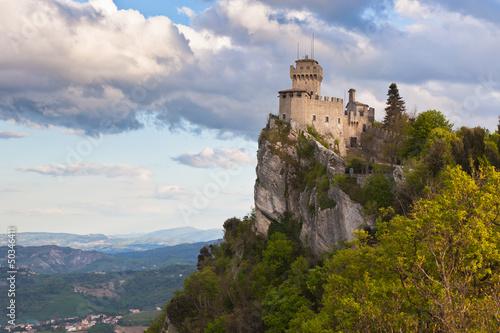 Valokuva  Castle in San Marino -La CestaorFratta,Seconda Torre