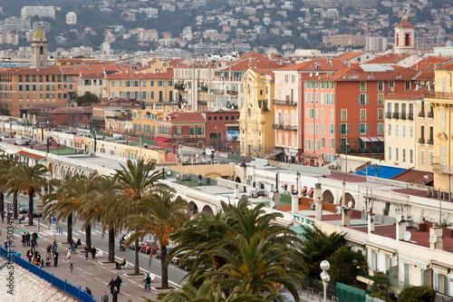 Foto auf AluDibond Nice Nice (France, Côte d'Azur) #3
