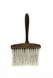 Old brush for barber